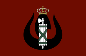 Request: Italian-Occupied Fire Nation Flag by The-Artist-64