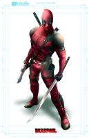 Dead Pool movie by Fpeniche