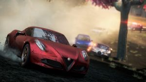 Alfa Romeo 4C Most Wanted 2012 by RyuMakkuro