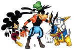 Disney Mega Evolutions by Smnt2000