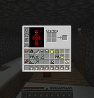 Deadpool Minecraft Skin Example by Superfreaky228