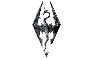 Skyrim icon by SlamItIcon