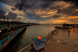 morning at istanbul by 1poz