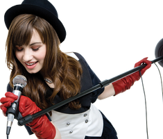 Demi Lovato Png by EdithionsbyLaw