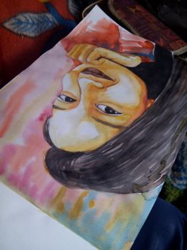 Just another Rough Painting by KirtiBhardwaj