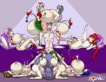 Eight Maids A Milking! by filthmonger