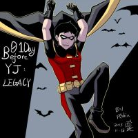 Young Justice Legacy count down 01 by riyancyy777