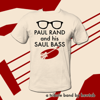 Paul Rand and his Saul Bass by hewtab