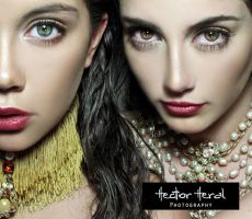 The Look of Beauty by heral
