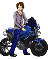AT: moto by AskSiberia-Sasha