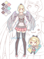 [CLOSED] Adorable adoptable by LynChihara