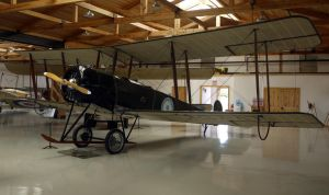 Avro 504K by shelbs2
