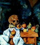 Skull and Fruit (Cezanne reference) by JaidenIV