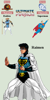 3/300 - Raimen - Ultimate Fusion by eksoz