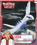 Pokemon - Lugia by PokemonDexterProject