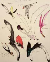 Pterosaur Doodle by speculated