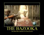 Bazooka Demotivator by Blackout-Resonance