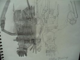 zoids liger zero by Ayanami-The-Nuff