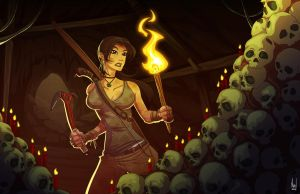 Tomb Raider Reborn Entry by Paranoidvin