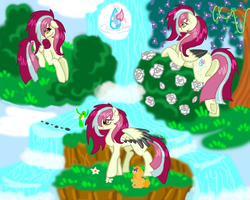 DTA try Petal Drops by Sarahostervig