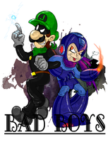 Favorite Bad Boys by Estefanoida