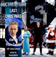 Doctor Who Last Christmas by happyappy6
