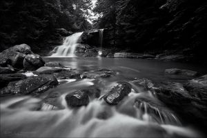 kennedy falls by NWunseen