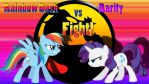 Wallpaper Pony Fighter 9 by Barrfind