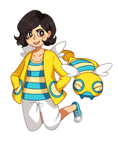 I'm dunsparce by uixela