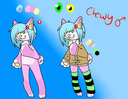 Chewy Ref 2014 by Letipup