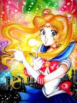 Sailor Moon IV by ArtsyVana