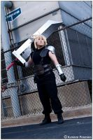FFVII: Cloud Strife by CosplayerWithCamera