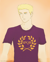 Jason Grace by fayssi
