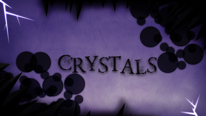 Crystals - WOTW #9 by Emby-Spark