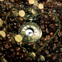 coffee time - my lovely time by KaterinaRaed
