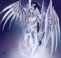 Angel of destruction by KanzakiVS