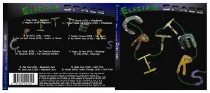 Electric Space Critters CD by G2B