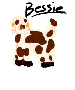 Bessie [doodle] by ArtisanLillian