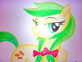 Apple Fritter by BluDraconoid