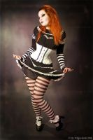 Little Miss Beetlejuice by MADmoiselleMeli