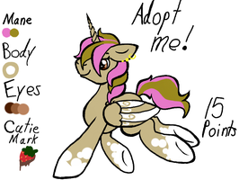 Adoptable! -closed- by Hershy-Kisses
