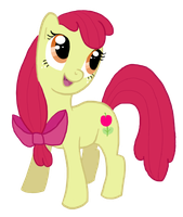 Adult Apple Bloom by CATCHMAN