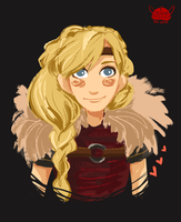 Astrid Hofferson by Dreamsoffools