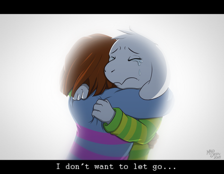 Undertale Fanart by MiloDesty