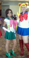 Sailor Jupiter Cosplay by AGlimpseOfMe