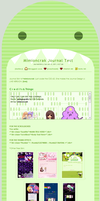 Mimioncrak Journal Skin by Hinachuu