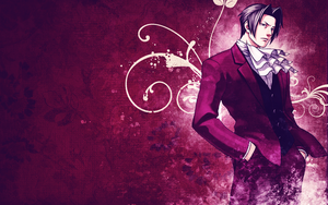 Edgeworth Wallpaper 02 by vickinator