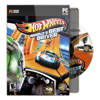 Hot Wheels World's Best Driver by lewamora4ok