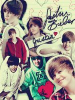 Justin Bieber by MixedMelody