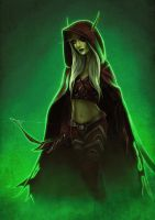 Windrunner by Re-Rian